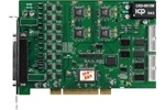PCI Bus D/A, A/D Cards