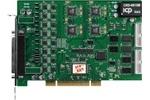 PCI Bus D/A, A/D Cards