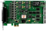 PCI Express D/A, A/D Cards