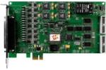 PCI Express D/A, A/D Cards