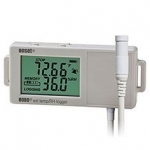 External Temperature & Humidity Data Logger