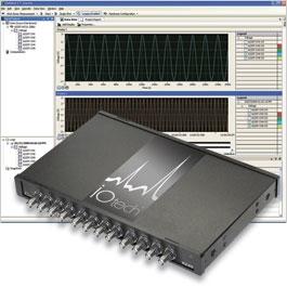 6220  Ethernet-Based Voltage Measurement Module