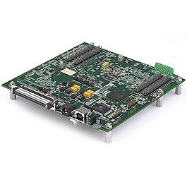 USB-2523 16-Bit, 1 MS/s, High-Speed DAQ Board with 16 SE/8 DIFF Analog Inputs