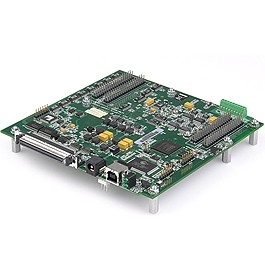 USB-2537 16-Bit, 1 MS/s, High-Speed DAQ Board with 64 SE/32 DIFF Analog Inputs, 4 Analog Outputs