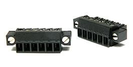 ACC-403  6-position detachable screw terminal (2off)