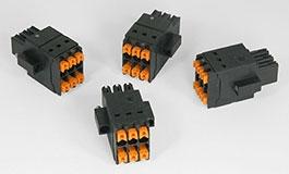 ACC-405  6-position detachable screw terminal (4off)