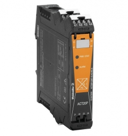 ACT20P-CMT10  Current Signal Conditioner upto 0-10A AC/DC : 0-10V/4-20mA out