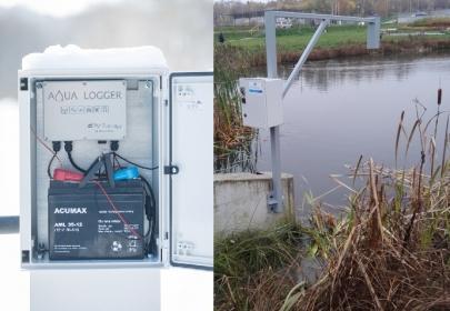 AQUA_L  AquaLogger Water Level (enclosure, battery)