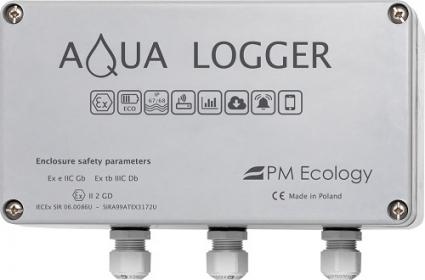 AquaLc-ATEX  ATEX Enclosure option for Aqualogger Compact