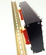 BNC DIN RAIL KIT  Kit for mounting BNC DT980x series to DIN Rail