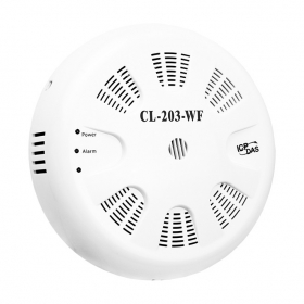 CL-203-WF CO, CO2, Temp, RH, Dew point Data Logger (WiFi)