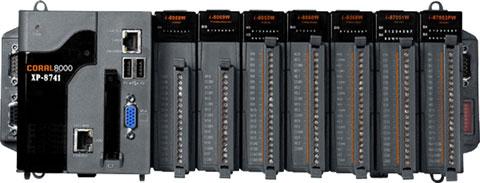 CORAL-8741-128 Embedded SCADA Unit (7 slot/128 IO tags)