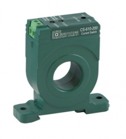 CSG-610-200  Current Switch 200A Adj.setpoint. 0-30V rated op