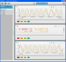 DAQami™  Easy-to-Use Advanced Data Logging Application - Acquire, View, and Log Data - Download Only