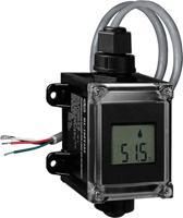 DL-100TM485P High Accuracy Remote Temp/RH Data Logger IP66,LCD (MRTU)