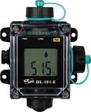 DL-101E Remote Temp/RH Data Logger+Alarm, IP66,LCD (ModbusTCP)