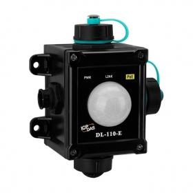 DL-110E Remote Light/Temp/RH Data Logger, IP67,LCD (ModbusTCP)