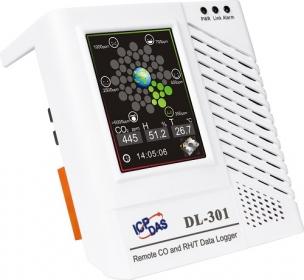 DL-301  CO, Temp, RH, Dew point Data Logger