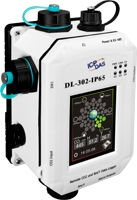 DL-302-IP65  CO2, Temp, RH, Dew point Data Logger (IP65)