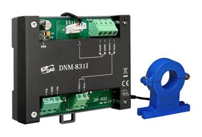 DNM-831I-100V-500A   Voltage Attenuator and Current Transformer series (AC/DC)
