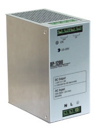 DP1200 24V/5A Power supply (DIN-Rail Mtng)