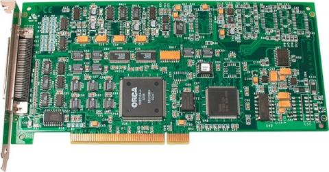 DT304-PBF  PCI data acquisition board, 12-bit; 400 kHz, 16SE/8DI analog inputs, 2 analog outputs