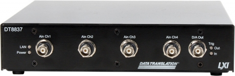 DT8837  Dynamic Signal Analyzer Ethernet Device