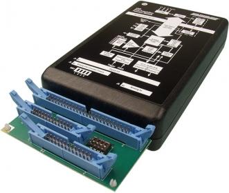 DT9802-EC-I  Isolated USB Data Acquisition (DAQ) Module; 12-bit, 100kHz, 16 AI, 2 AO, 16 DIO, 2 C/T