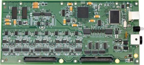 DT9826-OEM  Simultaneous USB Data Acquisition (DAQ) Module; 24-bit, 41kHz per channel, 16 AI, 16 DIO, 2 C/T, 1 Tachometer, No Enclosure