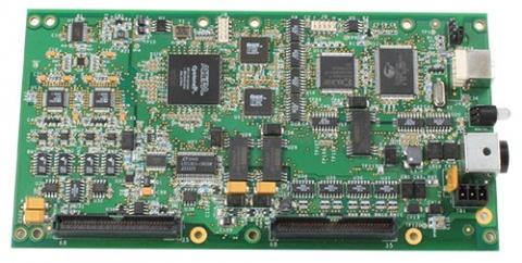DT9832A-02-2-OEM  Simultaneous USB DAQ Module; 16-bit, 2.0MHz per channel, 2 AI, 32 DIO, 2 C/T, 3 Q/D, No Enclosure