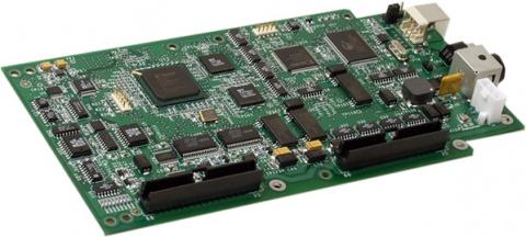 DT9834-16-4-16-OEM  High Performance USB Data Acquisition (DAQ) Module; 16-bit, 500kHz, 16 AI, 4 AO, 32 DIO, 5 C/T, No Enclosure