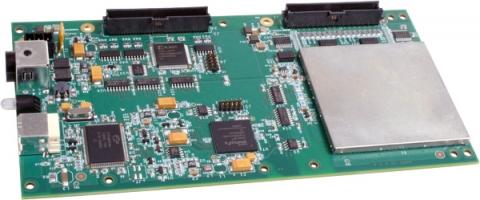 DT9844-32-OEM  USB Data Acquisition Module; 20-bit, 1 MHz, 32 AI, 32 DIO, 5 C/T, No Enclosure