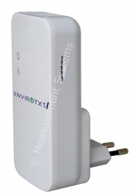 EnviroTxt  Temperature & Power Loss Alert unit (EU)