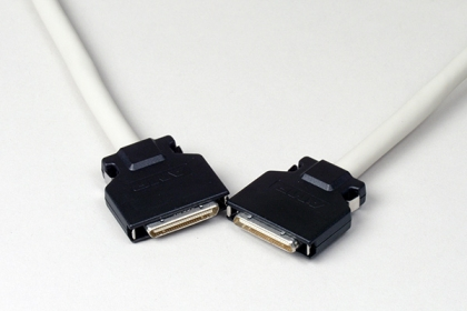 EP307 50-pin one meter shielded cable for analog signals for DT3016 and DT3034