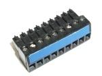 EP349 Terminal Block Set: Inc.six 9-pin terminal blocks.