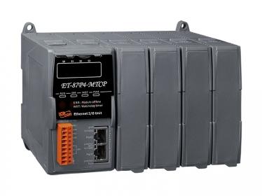 ET-87P4-MTCP  ModbusTCP I/O Expansion Unit (4 slot)