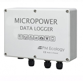 MicroP-dl GSM Weather Station & Data Logger