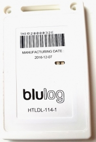 HTLDL-111 Single Use Temp/RH Logger 36 days, 5000 measurements