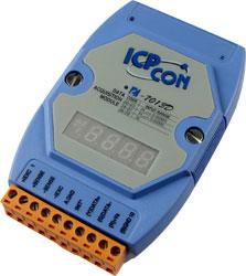 I-7013D RTD Input Module w/ LED display (1 channel)