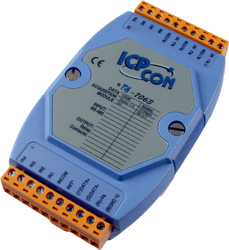 I-7063 Power Relay Output and isolated digital input Unit (3/8)