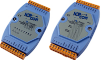 I-7065BD SSR-DC Relay Output and isolated digital input Module(5/4)+LEDs