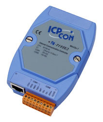 I-7188E2 Ethernet to Serial Converter (1 x RS232, 1x RS485)
