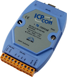 I-7520AR RS-232 to RS-422/485 (Isolated) Converter