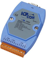 I-7523 Embedded communication controller (RS-485 x1, RS-232 x3)