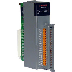 I-87017RW Analog Input Module 8 channel (Over.V.Prot)