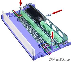 iNet-510 Wiring Box