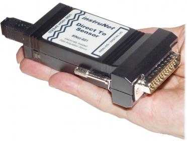 iNet-601  Isolated 8diff/16se Analog Input, 4 DIO USB Data Acquisition Unit