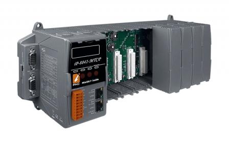 iP-8841-MTCP  8-slot Modbus TCP I/O Expansion Unit (8k/87k IO)