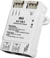 LC-101 Lighting Control Module, 1 AC DigIn/1 RelayO