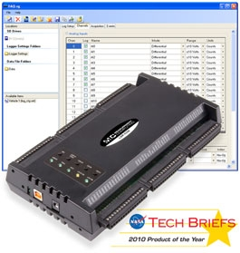 LGR-5329  High-speed 200 kS/s, Multifunction Data Logger with SD memory card